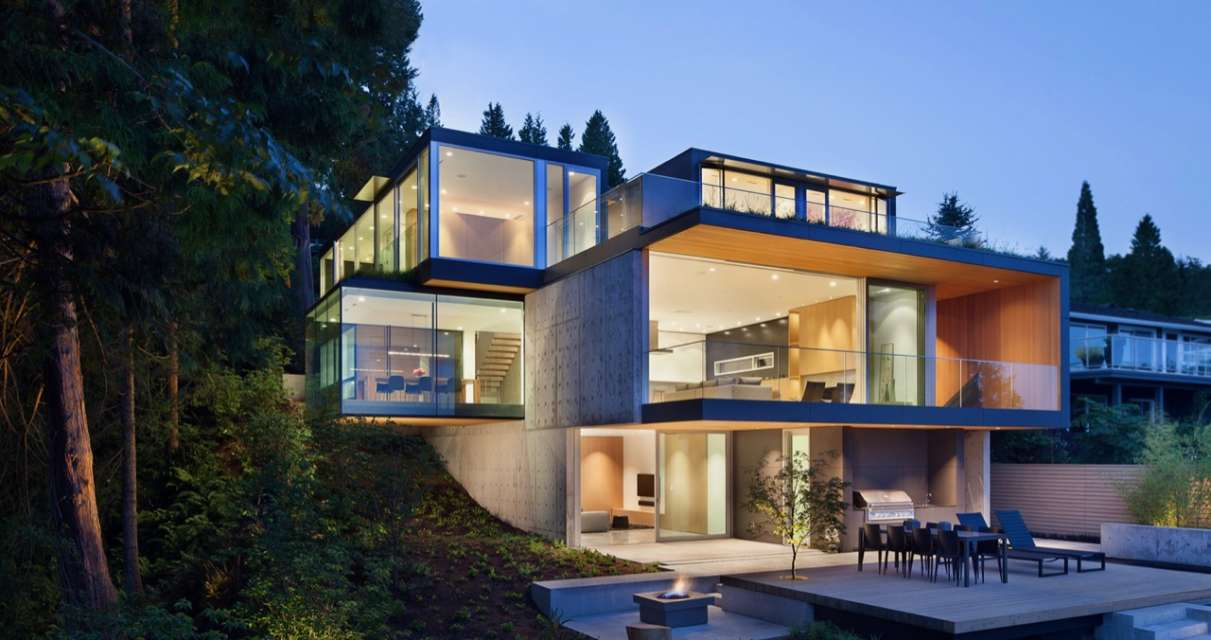 Ultra Modern Private Residence